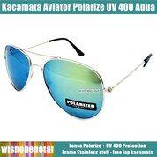 Kacamata Sunglasses Polarize Aviator (27890523) di Kota Jakarta Timur