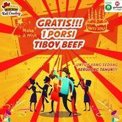 ROTI COWBOY GRATIS 1 PORSI TIBOY BEEF* (27892787) di Kota Jakarta Timur
