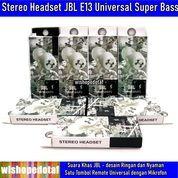 Handsfree Super Bass JBL E13 Universal Stereo (27894075) di Kota Jakarta Timur