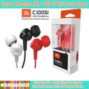 JBL C100SI Universal Super Stereo Earphone (27894127) di Kota Jakarta Timur