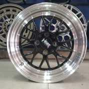 Velg Mobil Pelek Type LEMANS U272 HSR Ring 15 - Brio Calya Agya Avanza Xenia (27894459) di Kab. Nganjuk