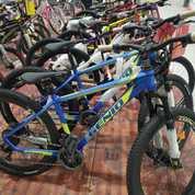 Sepeda Genio MTB Seri M34 /27 5 Bisa Dicicil Dengan Angsuran Ringan & Free Adm (27901187) di Kota Bekasi
