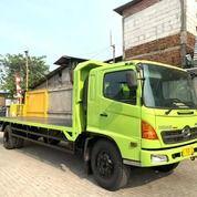 MULUS+BanBARU,Murah FG235TI Hino Engkel 4x2 FG235JS Losbak 2014 (27901823) di Kota Jakarta Utara
