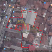 207. GUDANG, KANTOR, RUMAH DI MAINROAD CIJERAH (27916003) di Kota Bandung