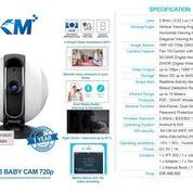 PAket Camera CCTV AHD 2 MP Infared Online Internet Komplit (Tinggal Pasang) (27917367) di Kota Jakarta Selatan