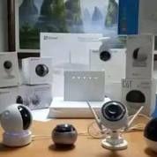 Paket Camera CCTV 4 CHANNEL AHD 2 MP INFARED ZUCOM Online Internet KOMPLIT (Tinggal Pasang) (27917383) di Kota Jakarta Selatan