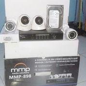EZVIZ C6T Mini 360 Plus 1080P IP Camera Dome CCTV With Night Vision - Putih (27917615) di Kota Tangerang Selatan