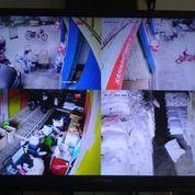 IP Cam CCTV Outdoor Wireless Paket Camera Praktis Wifi Tahan Air + MMC - Putih (27919071) di Kota Jakarta Selatan