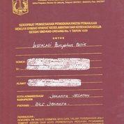 Izin Pengurusan Sertifikasi Layak Operasi Instalasi Penyalur Petir Disnaker (27921843) di Kota Bekasi