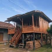 Rumah Kayu Bongkar Pasang II (27925815) di Kota Pagar Alam