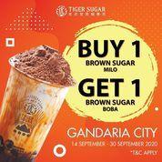 Tiger Sugar Promo Buy 1 Get 1 (27929271) di Kota Jakarta Selatan