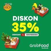 Bebek BKB Diskon 30% Grabfood (27929319) di Kota Jakarta Selatan