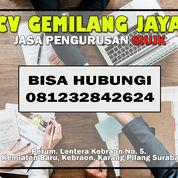 JASA PENGURUSAN SIUJK TERLENGKAP SURABAYA (27935407) di Kota Surabaya