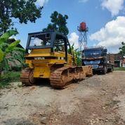 Buldozer Merk Caterpilar Tyoe D6D Tahun 1996 (27936367) di Kota Bandar Lampung