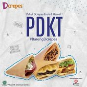 D'crepes Promo Paket PDKT Hemat (27942795) di Kota Jakarta Selatan