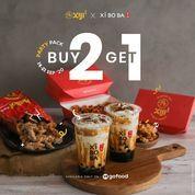 XIBOBA Promo Buy 2 Get 1 (27942847) di Kota Jakarta Selatan