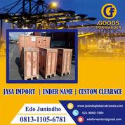 JASA IMPORT BORONGAN | GOODS FORWARDER (27943231) di Kota Jakarta Timur