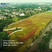 Kavling Komersial De Park 1 BSD Unit Terbatas (27944299) di Kota Tangerang Selatan