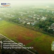 Kavling Komersial De Park 2 BSD Unit Terbatas (27945275) di Kota Tangerang Selatan