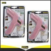 Mollar Glue Gun 20 Watt 20W Alat Tembak Lem Bakar Kecil (27946535) di Kota Magelang