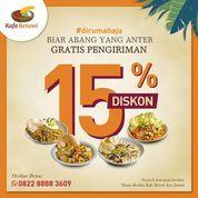 Kafe Betawi Promo Diskon 15% (27950147) di Kota Jakarta Selatan
