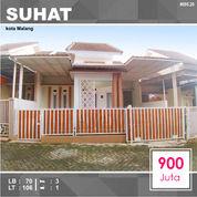 Rumah Murah Luas 106 Di Griya Shanta Sukarno Hatta Kota Malang _ 095.20 (27950675) di Kota Malang