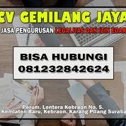 JASA LEGALITAS DAN IZIN EDAR (27954619) di Kota Surabaya