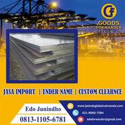 JASA IMPORT PLAT BESI | GOODS FORWARDER | (27955591) di Kota Jakarta Timur