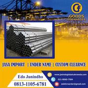 JASA IMPORT PLAT BESI | GOODS FORWARDER | 081311056781 (27955635) di Kota Jakarta Timur