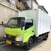 Hino Dutro 110HD Box Besi 2018 Ban BARU,MURAH CDD/6roda (27955755) di Kota Jakarta Utara