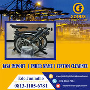 JASA IMPORT SEPEDA BROMPTON DARI EROPA | GOODS FORWARDER (27955835) di Kota Jakarta Timur