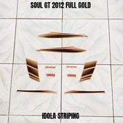 Striping Soul GT 2012 Full Gold (27965075) di Kota Jambi