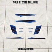 Striping Soul GT 2012 Full Biru (27965159) di Kota Jambi