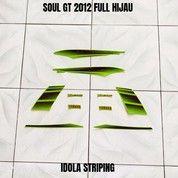 Striping Soul GT 2012 Full Hijau (27965287) di Kota Jambi
