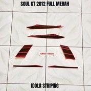 Striping Soul GT 2012 Full Merah (27965315) di Kota Jambi