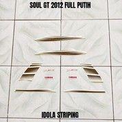 Striping Soul GT 2012 Full Putih (27965347) di Kota Jambi