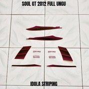 Striping Soul GT 2012 Full Ungu (27965387) di Kota Jambi