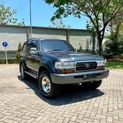 LAND CRUISER VX80 Turbo M/T 1997 Dark Grey Tangan Ke 1 Perfect Condition (27967295) di Kota Surabaya