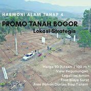 Kavling Murah View Indah Pegunungan Di Tanjungsari Bogor (27974119) di Kab. Bogor