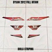 Striping Byson 2012 Full Hitam (27978159) di Kota Jambi