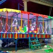Usaha Mainan Odong Mandi Bola Odong Gerobak 13 (27978679) di Kab. Batanghari