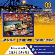 JASA IMPORT DOOR TO DOOR | GOODS FORWARDER (27979915) di Kota Jakarta Timur