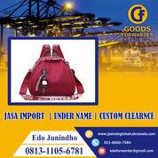 JASA IMPORT TAS | DOOR TO DOOR | GOODS FORWARDER (27979967) di Kota Jakarta Timur