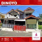 Rumah Kost 32 Kamar Samping Kampus UB Kerto Dinoyo Kota Malang _ 458.20 (27984083) di Kota Malang