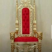 Kursi Raja Singel Rangka Emas (27987103) di Kota Depok