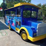 Kereta Mini Wisata Biru Odong Odong Mobil Sepor Kelinci (27987551) di Kab. Mamuju Tengah