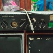 Sepasang Speaker Tango Original Dan Amplifier TOA Suara Sangat Besar Mcm Pesta Nikah Bs Bluetooth (27989055) di Kota Medan