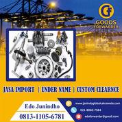 JASA IMPORT SPAREPART | GOODS FORWARDER | 081311056781 (27990687) di Kota Jakarta Timur