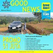 Tanah Kavling Murah Hanya 51 Jutaan Perkavling (27994255) di Kab. Bogor