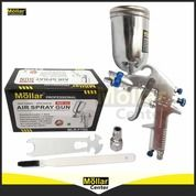 Spray Gun Semprotan Cat Tabung Atas Mollar 400 Ml MLR-AT F75G (27998479) di Kota Magelang